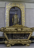 Relics of Blessed Dominican Nuns (Lawrence OP) Tags: shrine nuns bologna relics sandomenico reliquary amata blessedcecilia blesseddiana
