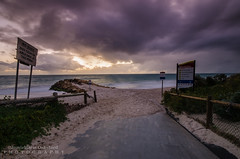 Entrance to Quinns Beach. (JamieMarie Oaksford) Tags: beachphotography beaches beachside beachphotogrpahy beachesofaustralia beautiful beautifulcolours nikond7000 nikon nature northofperth naturalcolours northperth sand seascape sunset sigma10mm20mm skyscape seaside seawater shoreline sun seafoam storms seascapes stonesrocks photography perth purpleskies perthsunset westernaustralia water wa wabeaches westernasutralia waterwater wideangle winter waterwaterwater waves wavescrashing winterinperth landscape longexposure landscapelens quinnsrock quinnsbeach