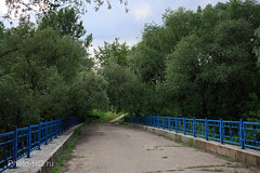 ALST0507 (Alexey Stepanov) Tags: bridge russia moscow   rublevo