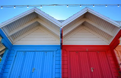 Scarborough Beach Huts (Russardo) Tags: england beach yorkshire huts scarborough