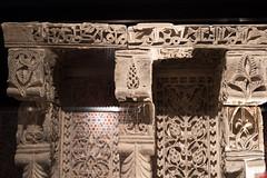 More detailed stonework (petyr.rahl) Tags: spain aljafera zaragoza aragn es