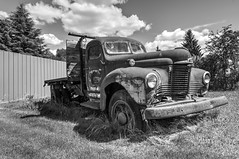 Out of Metaphors (Wayne Stadler Photography) Tags: bc old rust aged rustographer explore photographer travel britishcolumbia vintage rusty rustography canada antique classic derelict weathered