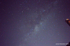 Stars and the Moon (JP98AUS) Tags: stars australia act canberra night sky moon new