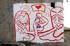 _DSC4830 (Parrasgo) Tags: sea costa streetart feet beach trekking mar playa cliffs tango napoli amalfi dei sendero grotta npoles abandonned degli azulejos farmacia abandonado incurabili bagnoli seiano sintiero tilsts