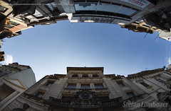 Rua XV de Novembro (Stefan Lambauer) Tags: ruaxvdenovembro rua rue street city buildings stefanlambauer 2016 brasil brazil santos sopaulo br