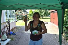 Strawberry Tea - Jaspers Green - Breast Cancer Care (kwelsh1) Tags: strawberry tea jaspers green breast cancer care july 2016 jaspersgreen charity friends