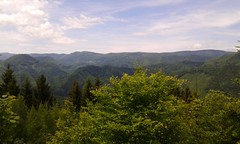 wiew to Kordky and Kremnick Vrchy (jakubfilo) Tags:
