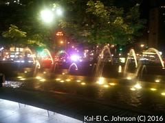 Fountain of Columbus Circle (Kal-El Constantine) Tags: newyorkcity manhattan columbuscircle 59thstreet