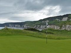 Royal Portrush Dunluce #5 x is called White Rocks 459 (tewiespix) Tags: ireland golfcourse northernireland portrush golfclub dunluce royalportrush