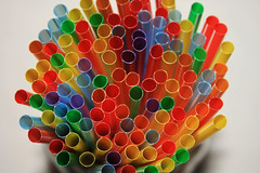 Colourful Straws (benharries366) Tags: amateur photo photography work collegeassignment college homestudio vibrant colourful colour straws