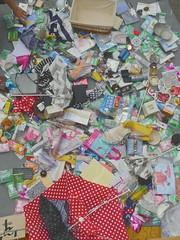 POP_1230520 (strange_hair) Tags: street art japan tokyo garbage pop dust fasion