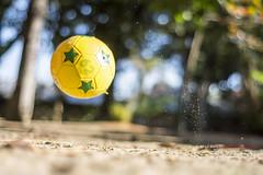 Bola no parque (Filipe J. Macedo) Tags: bola copa extra mundial 62 parque vincentina aranha são josé dos campos ball park nikon d7100 50mm 18