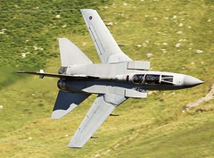 (Dafydd RJ Phillips) Tags: mach loop low level royal air force raf marham panavis tornado gr4