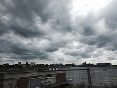 From the Noord (darth's shots strike again!) Tags: noord amsterdam clouds river