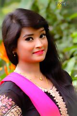 smiling is the best way to impress #nusrat (Toufiq_anik) Tags: nusrat
