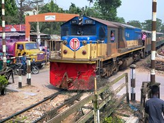 Train from Sylhet (D-Stanley) Tags: train sylhet srimongal railway station bangladesh