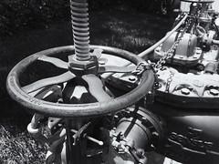 water valves (Burnt Umber) Tags: gate valve back flow whell regulator water main equipment industrial
