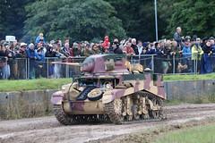Stuart M3A1 'Clementine', TankFest, Bovington, Dorset (Kev Slade Too) Tags: stuart m3a1 clementine tank armour tankfest bovington dorset