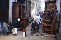 Carpenters in Charsadda (muhammadabdullah_k) Tags: charsada pakistan interest free loans microfinance entrepreneurship pakhtoon ordinary people small business akhuwat furniture woodwork carpenter usman gul