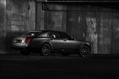 Murdered Out Bentley Mulsanne (The Auto Art) Tags: red mulsanne bentley bentleymulsanne britishsupercar britishluxury luxurycar british blackout blackedout forgiato custom custompaint mattepaint matteblack theautoart