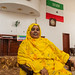 Female MP in parliament Somaliland