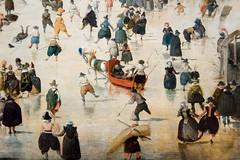 Rijksmuseum, Amsterdam (Ken Barley) Tags: holland netherlands amsterdam painting nederland rijksmuseum avercamp
