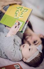 Motherhood (AlaHamdan) Tags: people children mom education mother motherhood