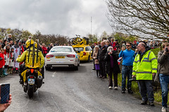 Tour de Yorkshire 2015 - Stage Three 079 - Congestion up Waller Clough (Mark Schofield @ JB Schofield) Tags: sky mountains men cars brad giant cyclists three team women king stage yorkshire hill group police raleigh du pole professional madison bradley 600 cult bmw local iam jaguar lotto cote condor tourdefrance spectators moor genesis crowds maserati escort lycra jumbo clough bmc scapegoat huddersfield breakaway crimble the cyling wiggins slaithwaite jlt jct cofidis peleton europcar outriders of tourdeyorkshire