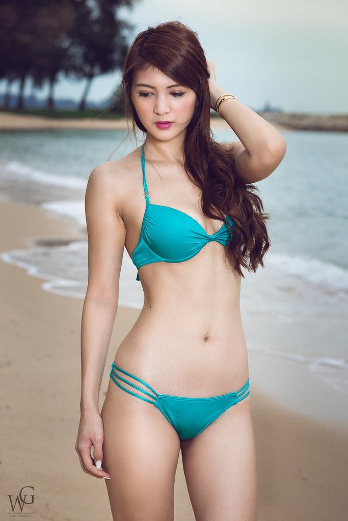 fhm bikini girls