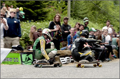 db2015N (tesseract33) Tags: world light people colour art outside nikon racing penderharbour d300 longboarding longboardracing tesseract33 attackofdangerbay peterlangphotography