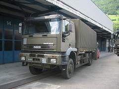 IVECO_EuroTrakker_4x4 (Priska B.) Tags: army schweiz switzerland 4x4 swiss svizzera schweizer armee iveco lastwagen lkw militrfahrzeug eurotrakker