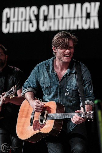 Chris Carmack - May 15, 2015 - Hard Rock Hotel & Casino Sioux City