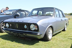 Ford Cortina (R.K.C. Photography) Tags: uk england classic car modified mk2 british 1970 hertfordshire royston fordcortina canoneos1100d rfv751h roystonclassicandmodifiedcarshow