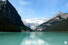 Lake Louise (arnimangoes) Tags: travel lake canada water bc britishcolumbia lakelouise lansdscape waterscapes
