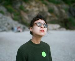 17320016 (Matsuki Narishige) Tags: 120 film girl japan alaska analog tokyo kodak 400 6x7 portra 67 120mm 220 670 plaubel makina 220mm makina670 makina67 pulaubelmakina