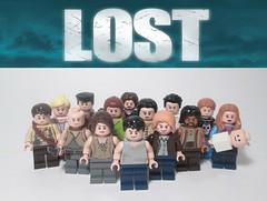 Lego LOST Characters (StarSaberSlash) Tags: lost lego aaron sawyer hurley sayidjarrah johnlocke charliepace sunkwon jackshephard jinkwon hugoreyes jamesford kateausten richardalpert desmondhume benjaminlinus julietburke clairelitteton