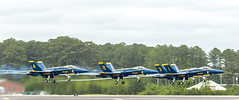 Angels - Let The Show Begin (4myrrh1) Tags: blueangels blueangel angels flightdemonstrationsquadron flightdemonstrationteam flight aircraft airplane aviation airshow airplanes nc cherrypoint mcas airstation 2016 canon f18 ef100400l 7dii