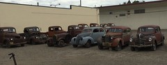 Rescued (Hugo90-) Tags: delta colorado antique classic car truck unrestored vehicle oldsmobile dodge ford chevrolet