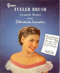 1951 FULLER COSMETICS (File Photo Digital Archive) Tags: 1950s 1951 50s 51 vintage advertising fuller