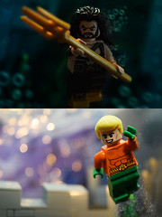 Outrageous! (Andrew Cookston) Tags: city blue stilllife macro comics toy photography dc underwater lego bubbles atlantis minifig dccomics custom aquaman moc bvs jasonmomoa dawnofjustice andrewcookston onlinesailin batmanvsuperman