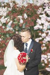 H&V wedding (Elvijs Vitins) Tags: wedding colors canon lens blackwhite photographer latvia justmarried helios rga latvija jelgava bauska m39 kzas helios40 85mm15 rzekne fotogrfs kzufotogrfs kzudiena