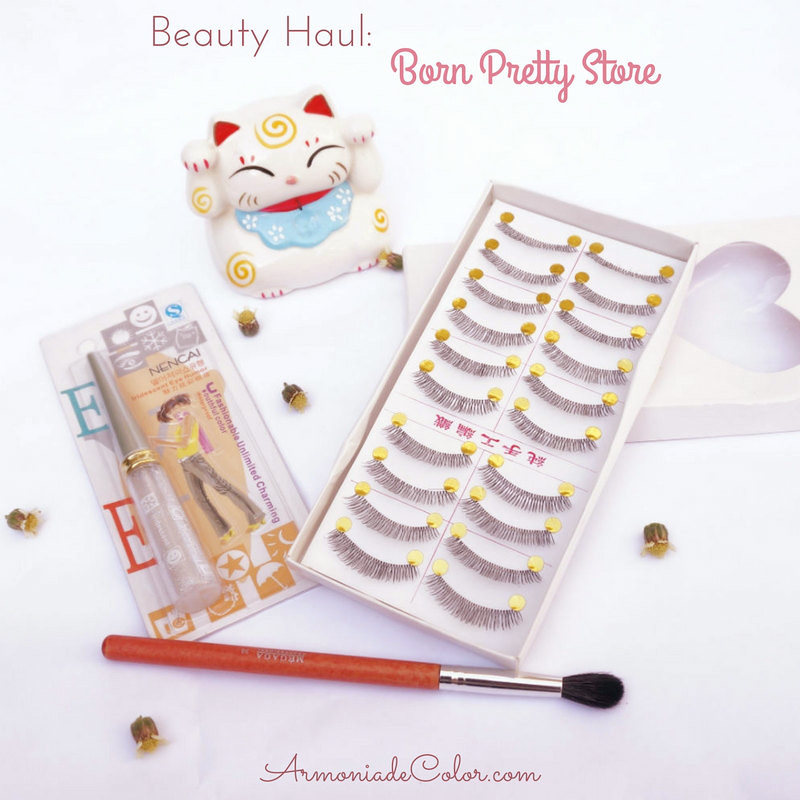 Haul de Born Pretty 1
