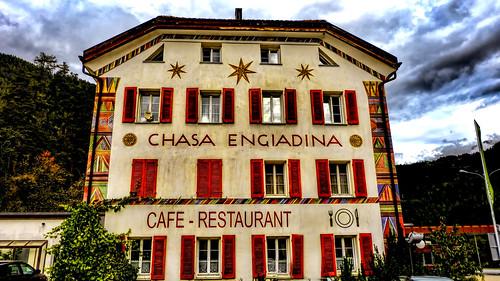 Chasa Engiadina