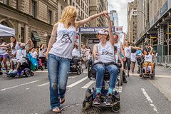 EM-160710-DisabilityPrideNYC-010 (Minister Erik McGregor) Tags: nyc newyork art festival photography march parade awareness visibility inclusion 2016 disabilitypride erikrivashotmailcom erikmcgregor 9172258963 erikmcgregor disabilitypridenyc disabilityparade