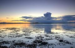 Budle Bay, Northumberland (Jeffpmcdonald) Tags: budlebay northumberland uk jeffpmcdonald nikond7000 july2016