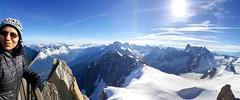 20160728_085513 - Chamonix (Subra Narayan) Tags: aiguilleduplan radha chamonixmontblanc auvergnerhnealpes france
