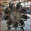 Le Rhone C-9J Engine (Topsy Creatori) Tags: aircraftengine nonagon lerhoneengine