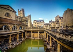 Roman Baths (alec0nline) Tags: somerset bath cityofbath buildings architecture ancient roman baths uk photo photography