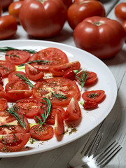Tomatoes 1 (Katie photographer) Tags: food foodphoto foodphotography foodstyling photo photography foodphotographer menu naturallight olympus pentax pentax645z commercial commercialphoto