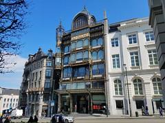 Musical Instuments Museum (Helen) Tags: brussels building belgium oldengland